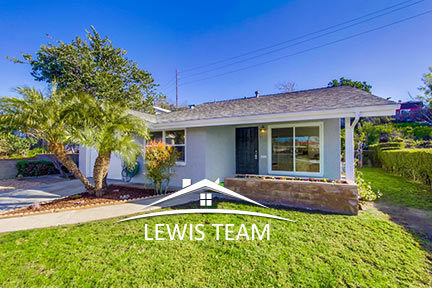 College Area San Diego Home for Sale The Lewis Team
