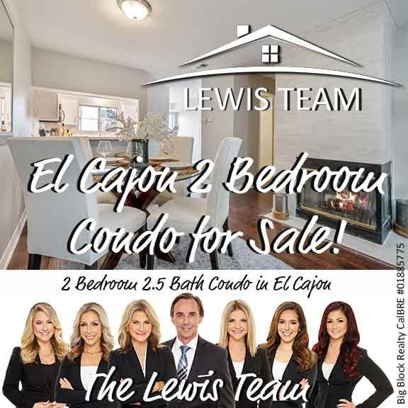 El Cajon Real Estate The Lewis Team