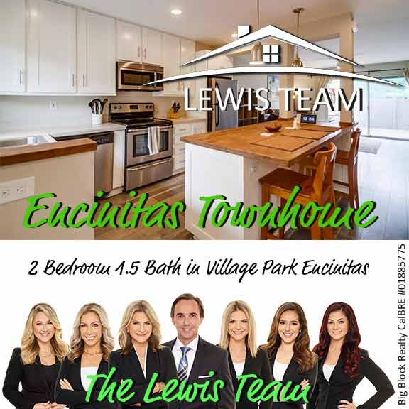 Encinitas Townhome For Sale