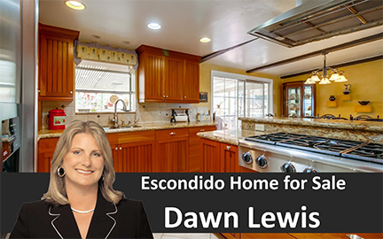Escondido home for sale by Dawn Lewis Realtor