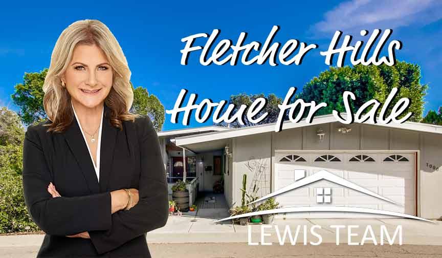 Fletcher Hills House for Sale