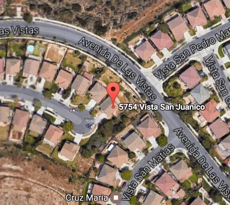 Home for sale in the McMillin Robinhood Ridge community of Vista Pacifica