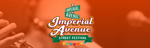 Imperial Avenue Street Festival 2019 August San Diego California