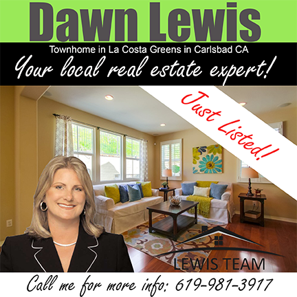 Just Listed Carlsbad Condo by Dawn Lewis San Diego Realtors