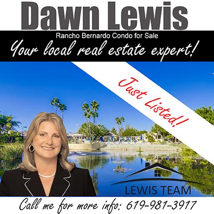 Rancho Bernardo San Diego Condo by Dawn Lewis