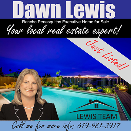 Just Listed Rancho Penasquitos Home by Dawn Lewis San Diego Realtors
