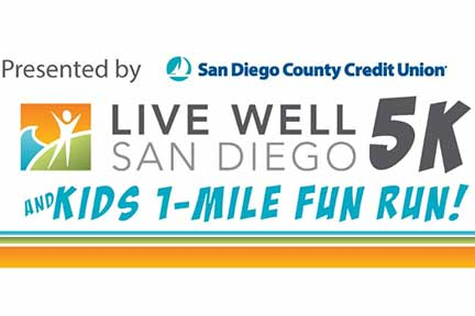 Live Well 5k in San Diego July 2019 Event