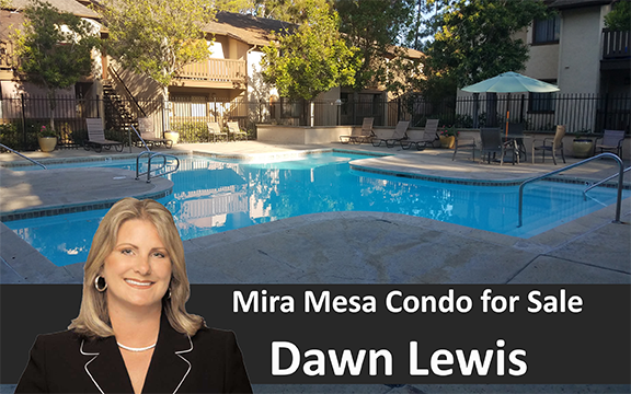 Mira Mesa Condo For Sale Dawn Lewis