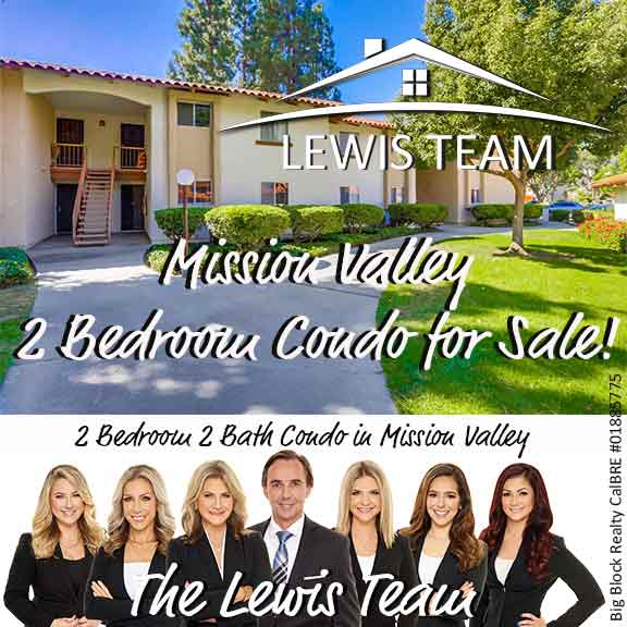 Mission Valley Real Estate The Lewis Team