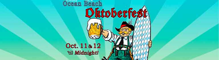 Ocean Beach Octoberfest San Diego 2019