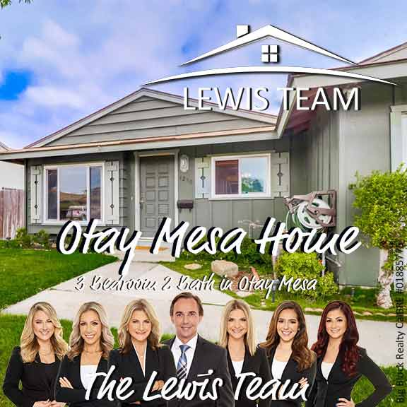 Otay Mesa  San Diego Home for Sale The Lewis Team San Diego