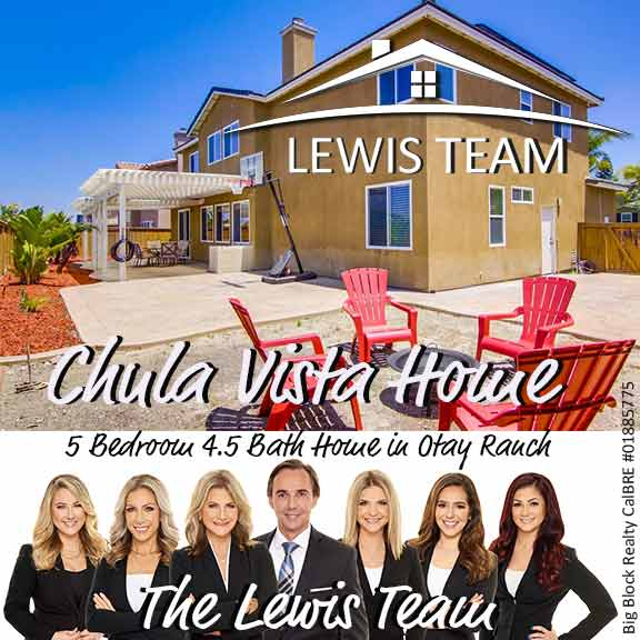 Otay Ranch Home For Sale The Lewis Team