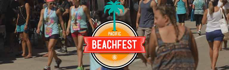 Pacific Beach Beachfest 2019 San Diego October