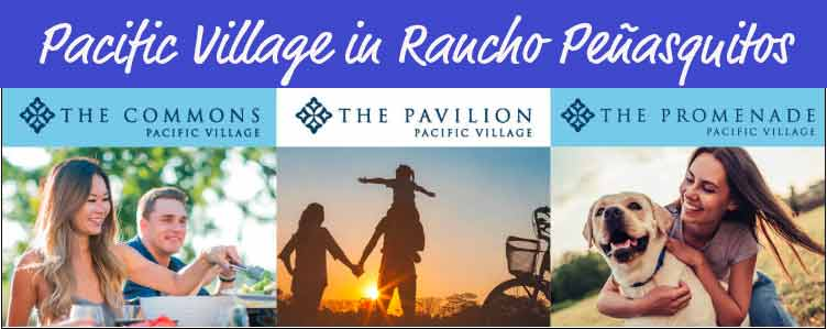 Pacific Village in Rancho Peñasquitos
