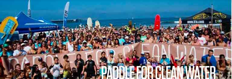 Paddle for clean water san diego 2019