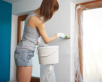 Painting your home befor you sell it