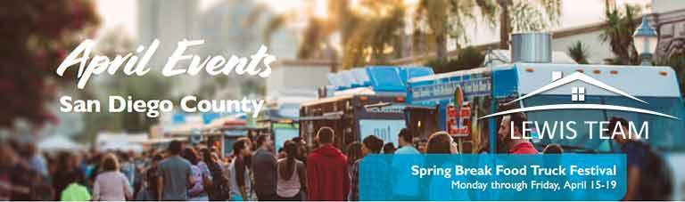 San Diego Calendar Of Events 2019 San Diego Calendar of Events 2019 April