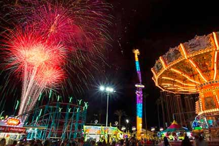 San Diego County Fair 4th of July Celebration