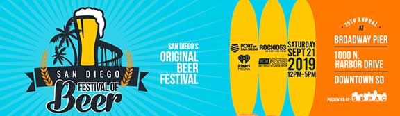 San Diego Fesitval of Beer 2019