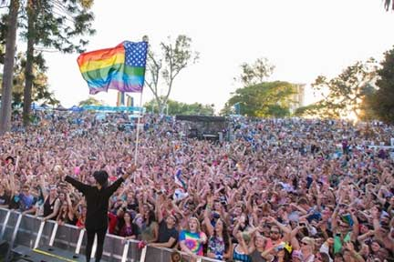 San Diego Pride Festival 2019 July Events