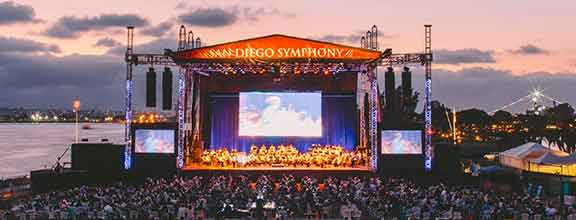 San Diego Symphony 2019 Beethoven By The Bay August