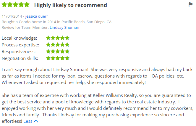 San Diego Zillow Pacific Beach Agents - 5 Star Zillow Agents in Pacific Beach San Diego CA - The Lewis Team