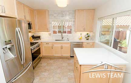 San Marcos San Diego Home for Sale beautiful kitchen