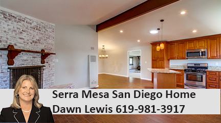 Serra Mesa San Diego Real Estate Dawn Lewis