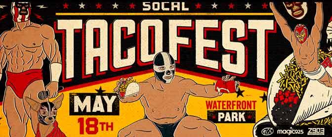 Socal Taco Fest San Diego