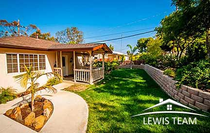 Spring Valley Home for Sale by The Lewis Team in San DIego CA