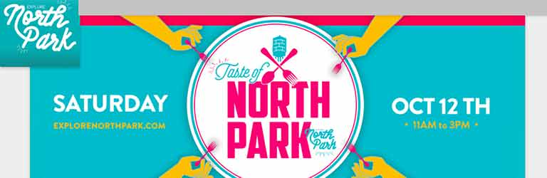 Taste of North Park San Diego 2019 October