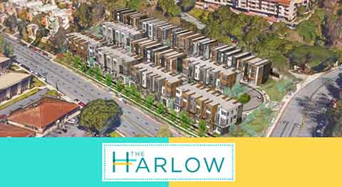 The Harlow in Mission Valley San Diego
