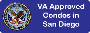 VA Approved Condos in San Diego