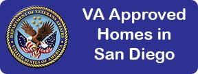 VA Approved Homes in San Diego
