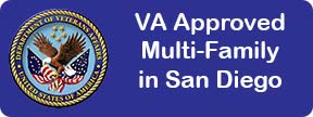 VA Approved Multi-Family in San Diego