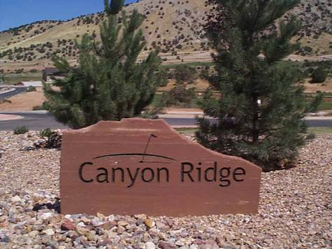 Single Story For Sale in Canyon Ridge