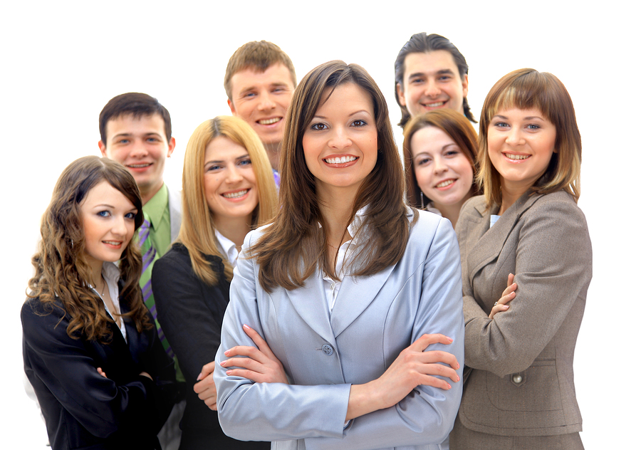 Women real estate agents are experienced professionals.