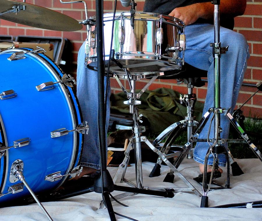 Hear live music near Fairfax homes.