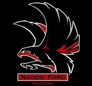 Nation Ford High Logo