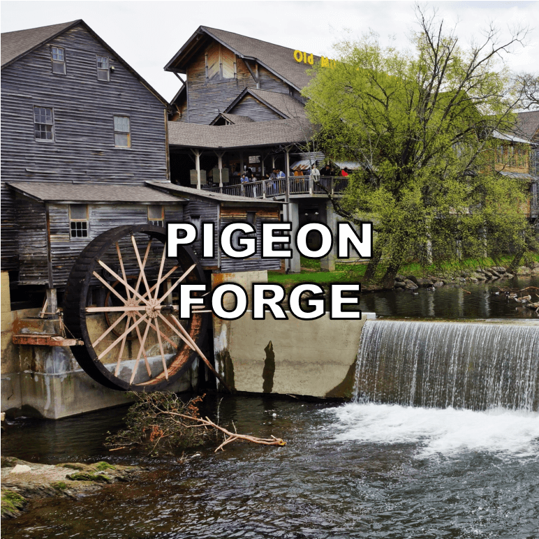 Smoky Mountain Real Estate - Pigeon Forge