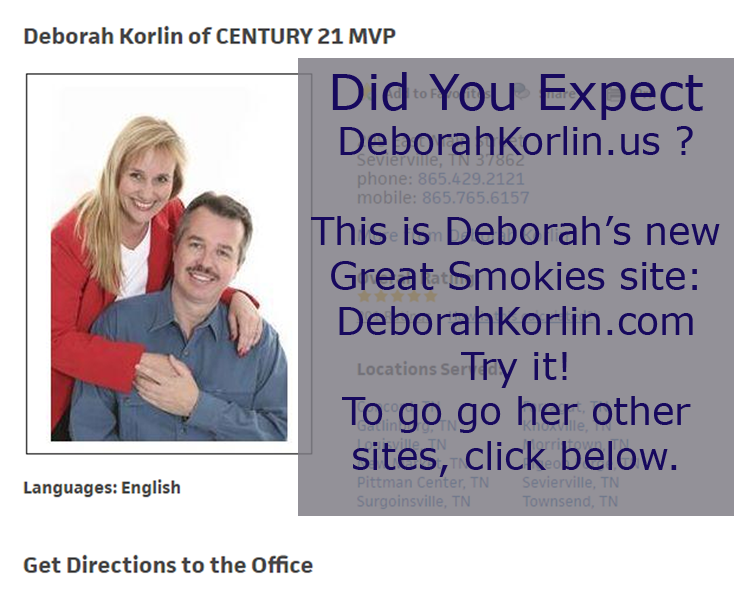 Did you expect DeborahKorlin.us?