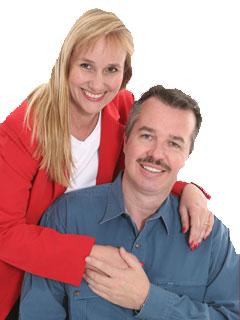 Deborah and Mike Korlin