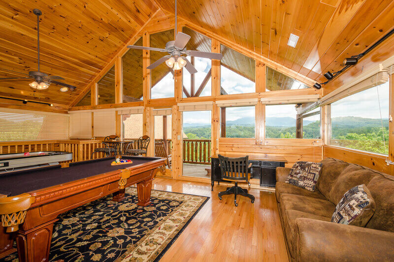 Cabin in the Great Smoky Mountains