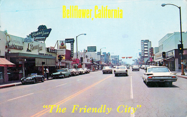 Vintage Bellflower