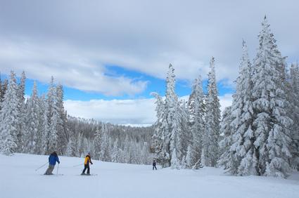 best ski towns