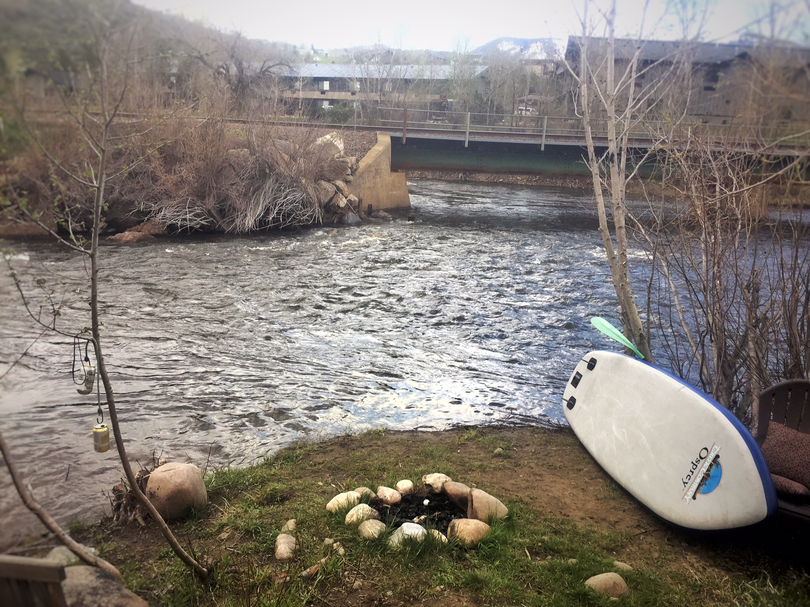 Steamboat Springs Yampa River