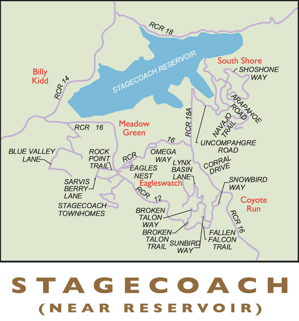 Stagecoach Co Homes For Sale