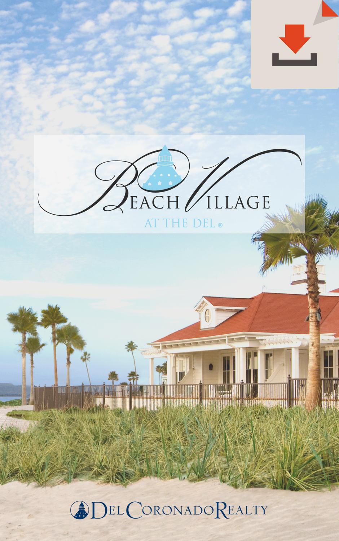 Click to get Beach Village Information Packet