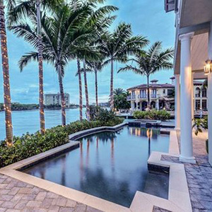 Palm Beach County Waterfront Homes