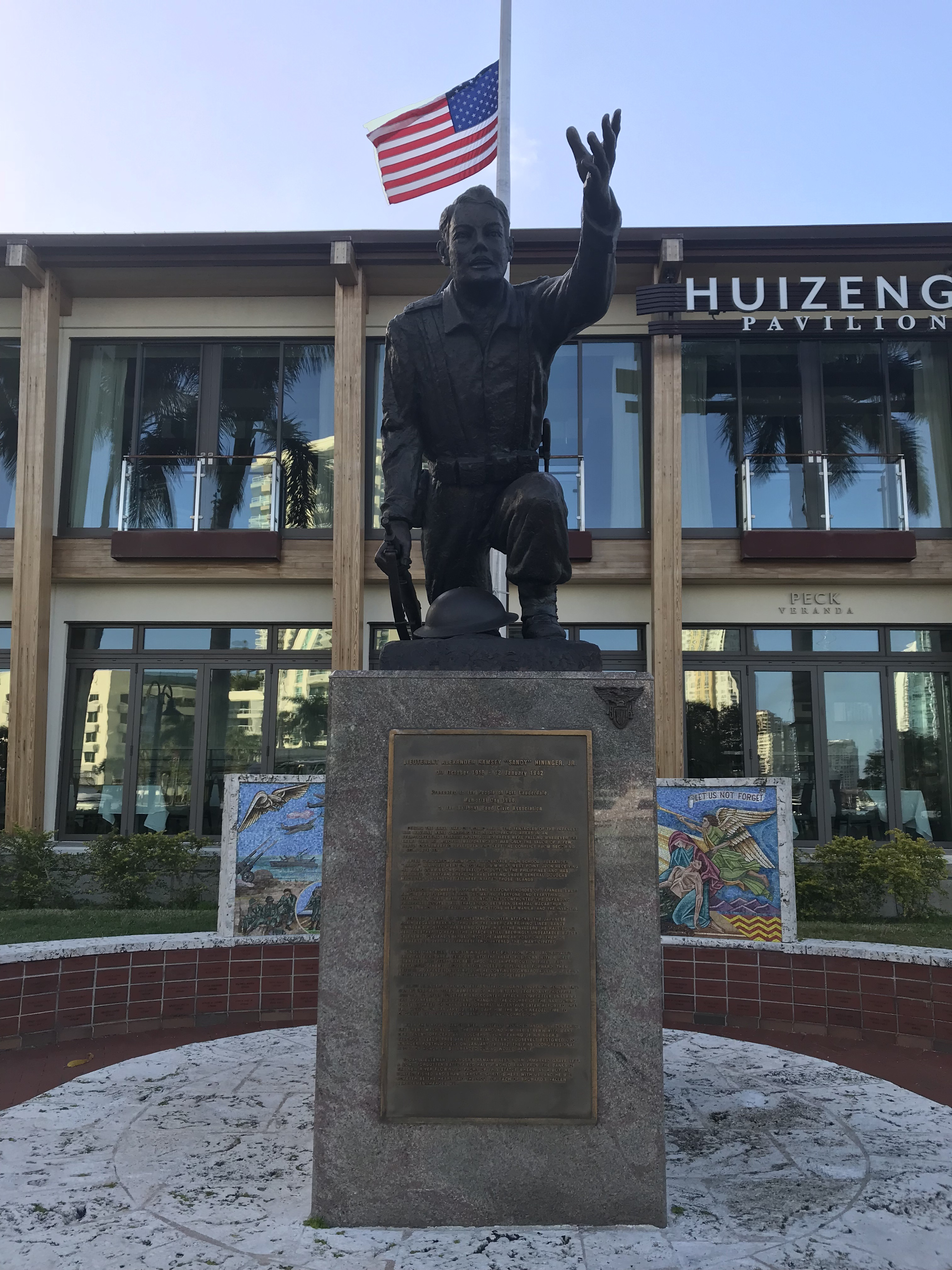 Fort Lauderdale's Hero